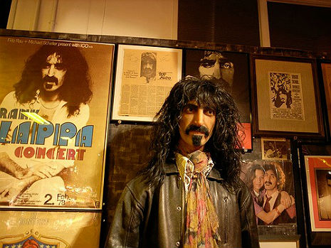 Where will Frank Zappa, Faust and other progrockers go when Tokyo wax museum closes?