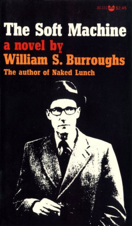 Cover Versions: Worldwide covers of William S. Burroughs books