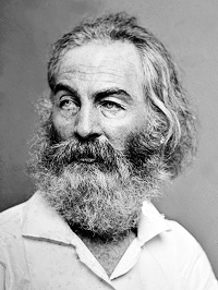Is this the actual voice of Walt Whitman?