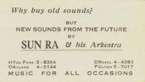 Why buy old sounds?