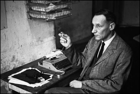 Take a creative writing course with William Burroughs
