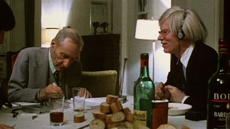 Talking sex with Andy and Bill: William S. Burroughs and Andy Warhol discuss 'the first time'