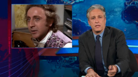 'You get NOTHING!' Jon Stewart rips the GOP shutdown with one of his most profound punchlines, ever