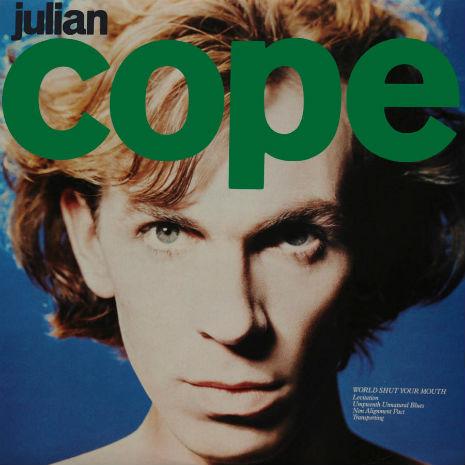 Saint Julian: Julian Cope live in NYC, 1987