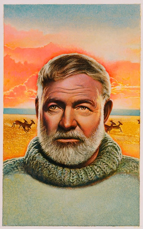 Ernest Hemingway and the six-word short story