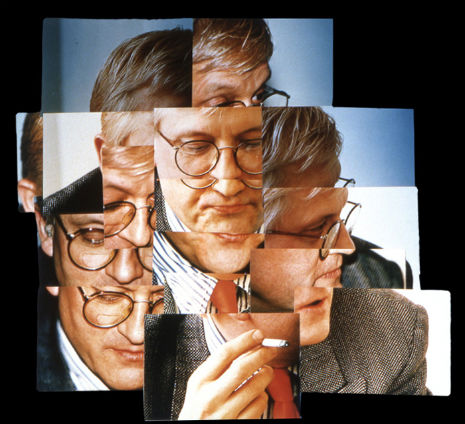 David Hockney's Cubist photography
