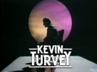 Before the punk rock comedy of 'The Young Ones' Rik Mayall was investigative reporter 'Kevin Turvey'
