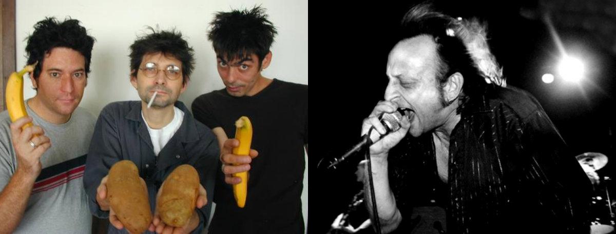 'Shellac Pistols': Shellac and David Yow do the Sex Pistols, 1998