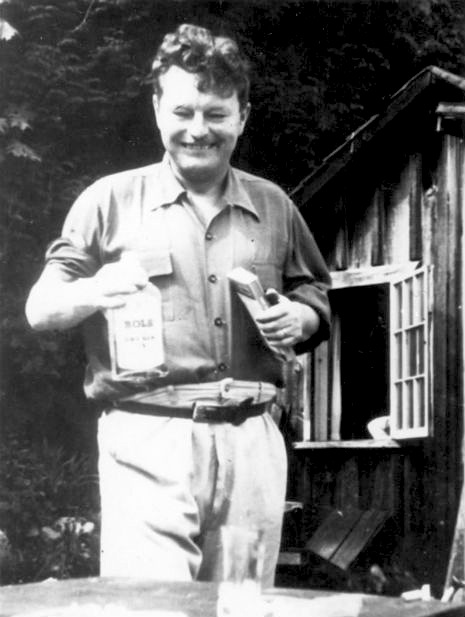 Wish you were here: Imaginary postcards from the life of Malcolm Lowry