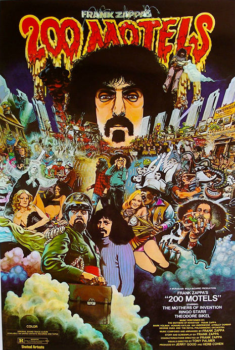 The Modern Day Composer Refuses To Die: Frank Zappa's '200 Motels' (finally) gets world premiere