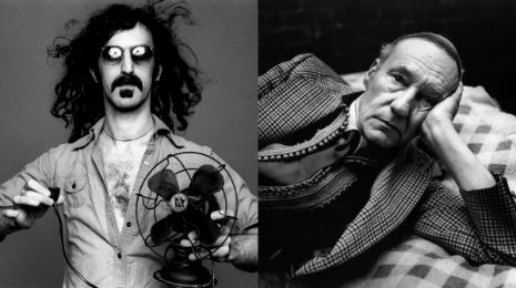 Frank Zappa reads 'The Talking Asshole' from William Burroughs' 'Naked Lunch' in 1978