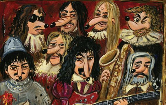 Frank Zappa & The Mothers live in London, 1968: The Rejected Mexican Pope Leaves the Stage