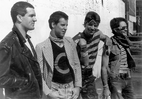 'Livin' in the 80's': The savage snot of The Zero Boys, midwest punk legends