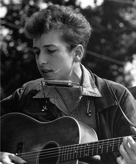 Happy Birthday Bob: Dylan serenades beatnik lumberjacks in 1964