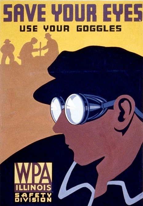 WPA poster