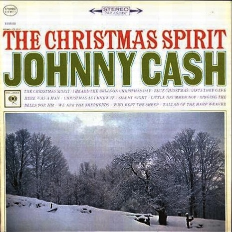 The Christmas Spirit by Johnny Cash